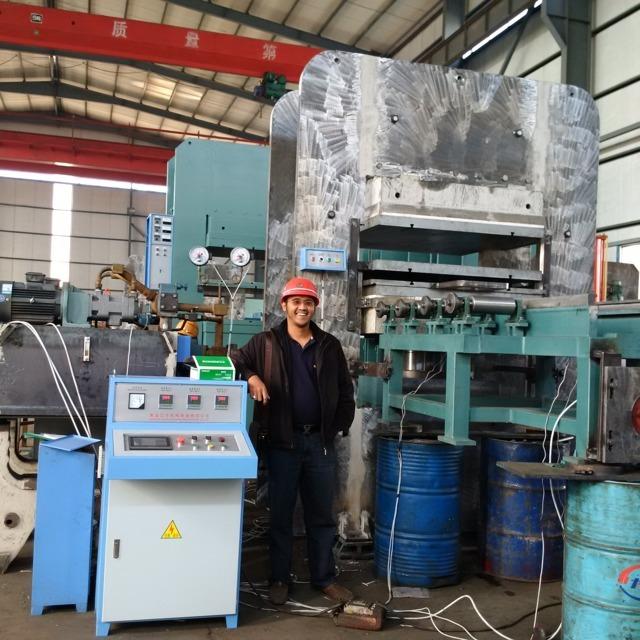 jual mesin, harga mesin, distributor mesin, jual mesin karet, daur ulang plastik Manufacture Progress