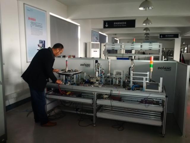 jual mesin, harga mesin, distributor mesin, jual mesin karet, daur ulang plastik Mechatronic Training System