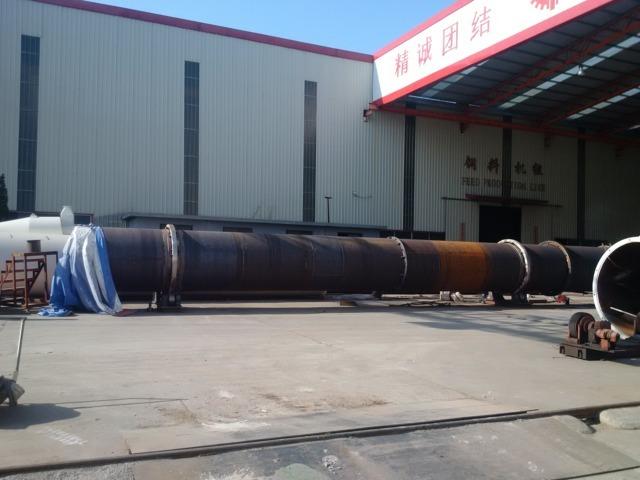 jual mesin, harga mesin, distributor mesin, jual mesin karet, daur ulang plastik Rotary Kiln