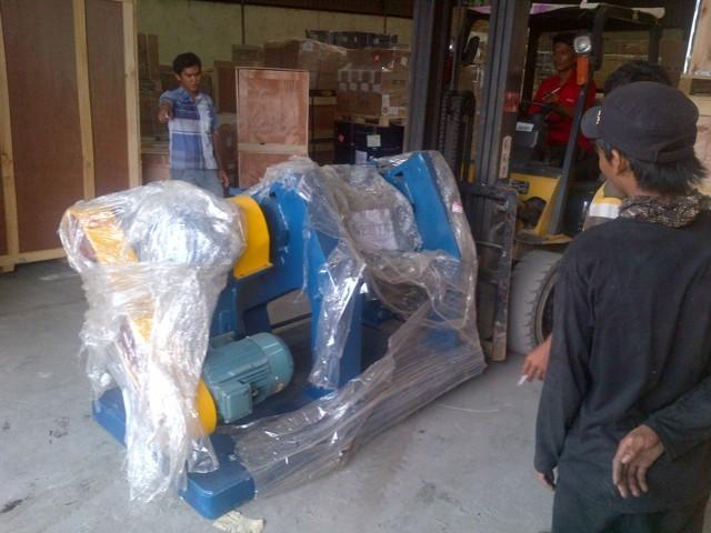 jual mesin, harga mesin, distributor mesin, jual mesin karet, daur ulang plastik Stripping Progress