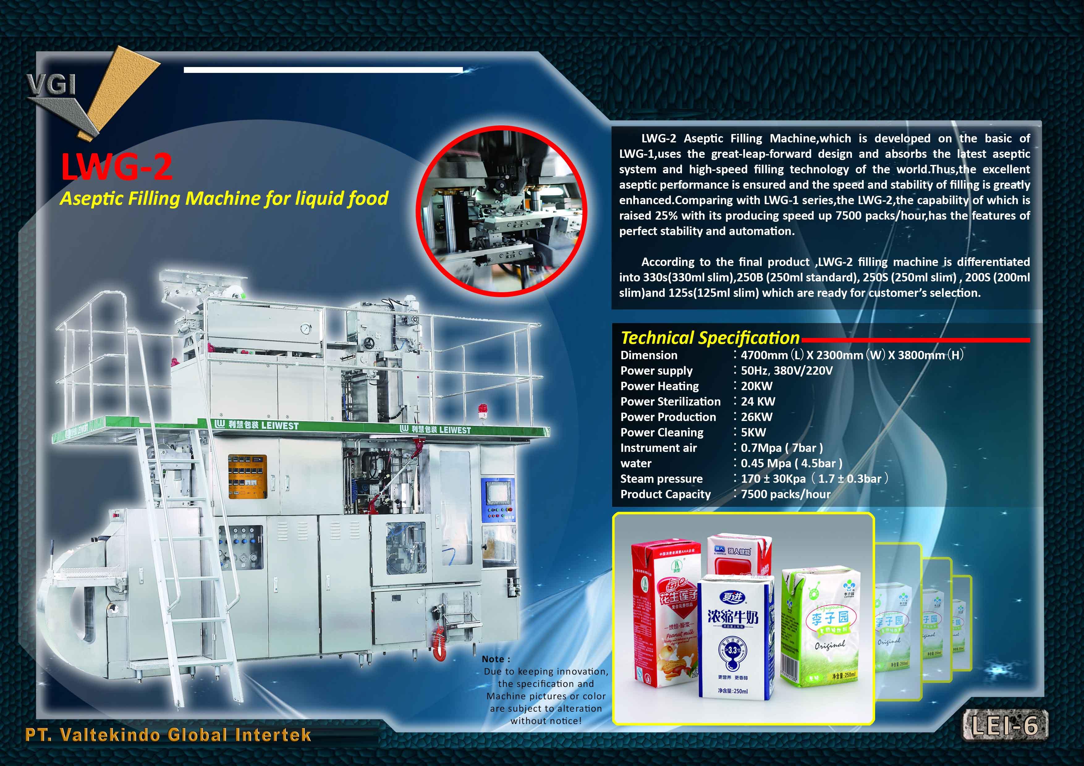 jual mesin, harga mesin, distributor mesin, jual mesin karet, daur ulang plastik Aseptic Filling Machine Aseptic Filling Machine