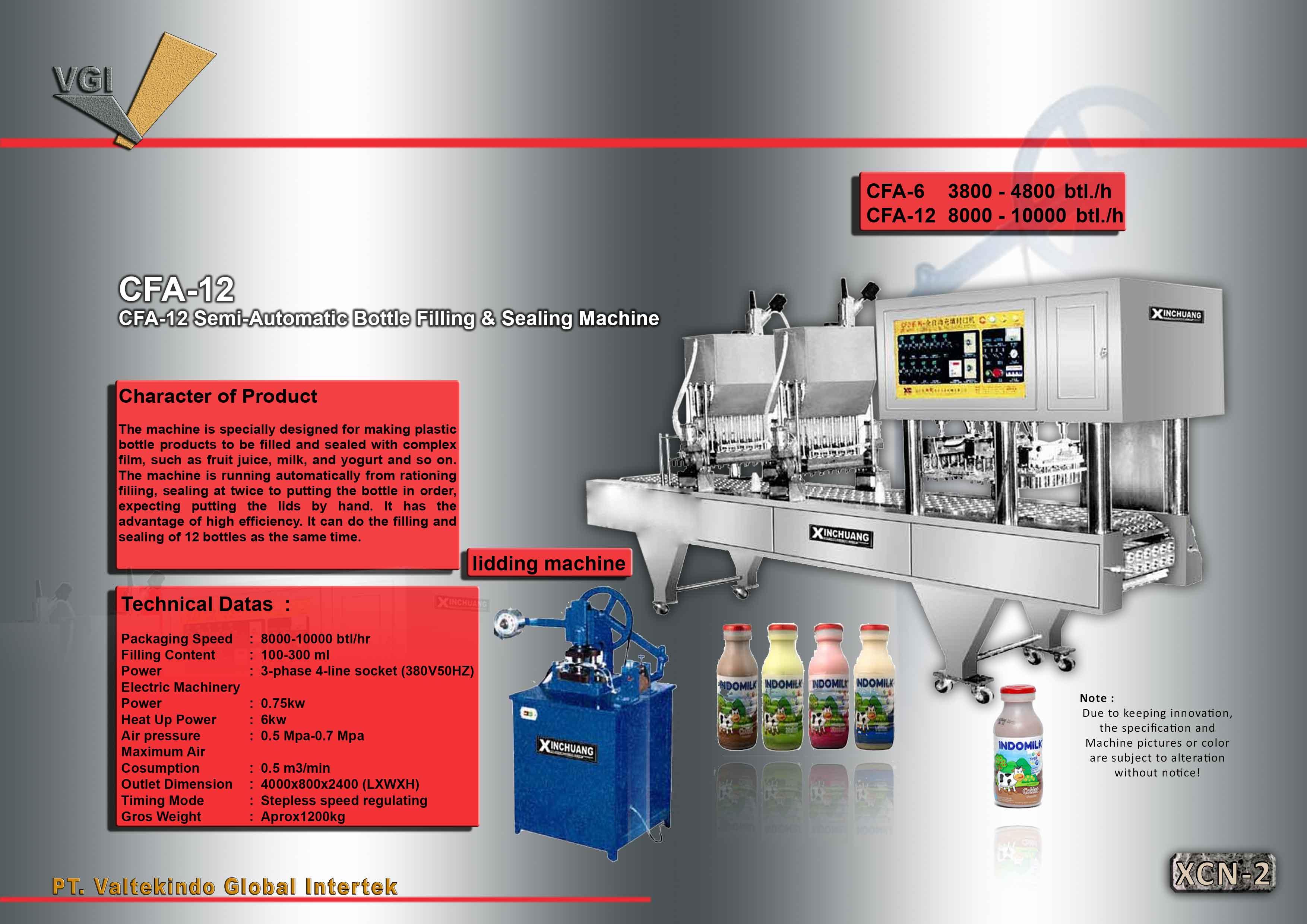 jual mesin Automatic Bottle Filling & sealing Machine2 Automatic Bottle Filling & sealing Machine2
