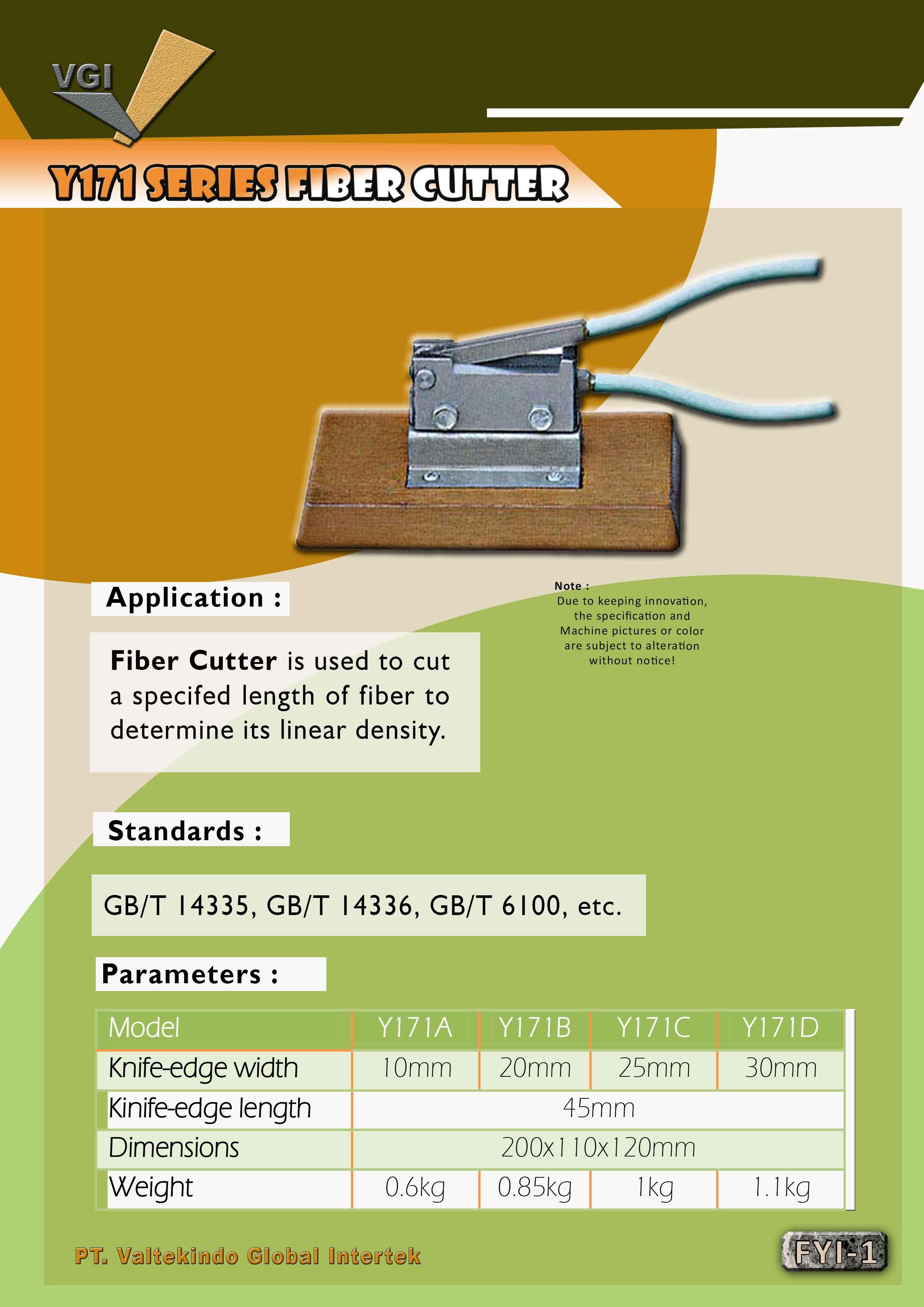 jual mesin Fiber Cutter  Fiber Cutter