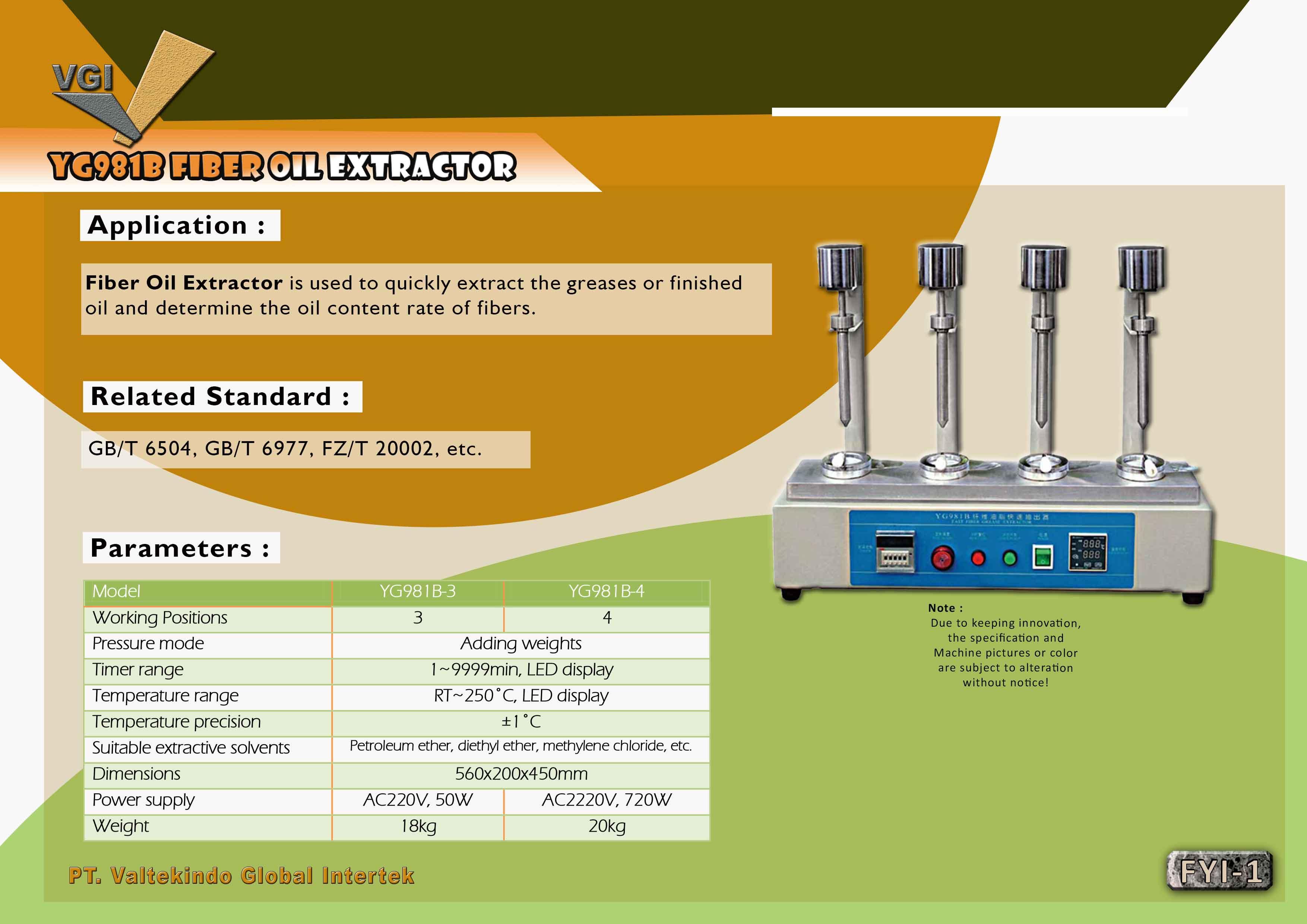 jual mesin Fiber Oil Extractor  Fiber Oil Extractor