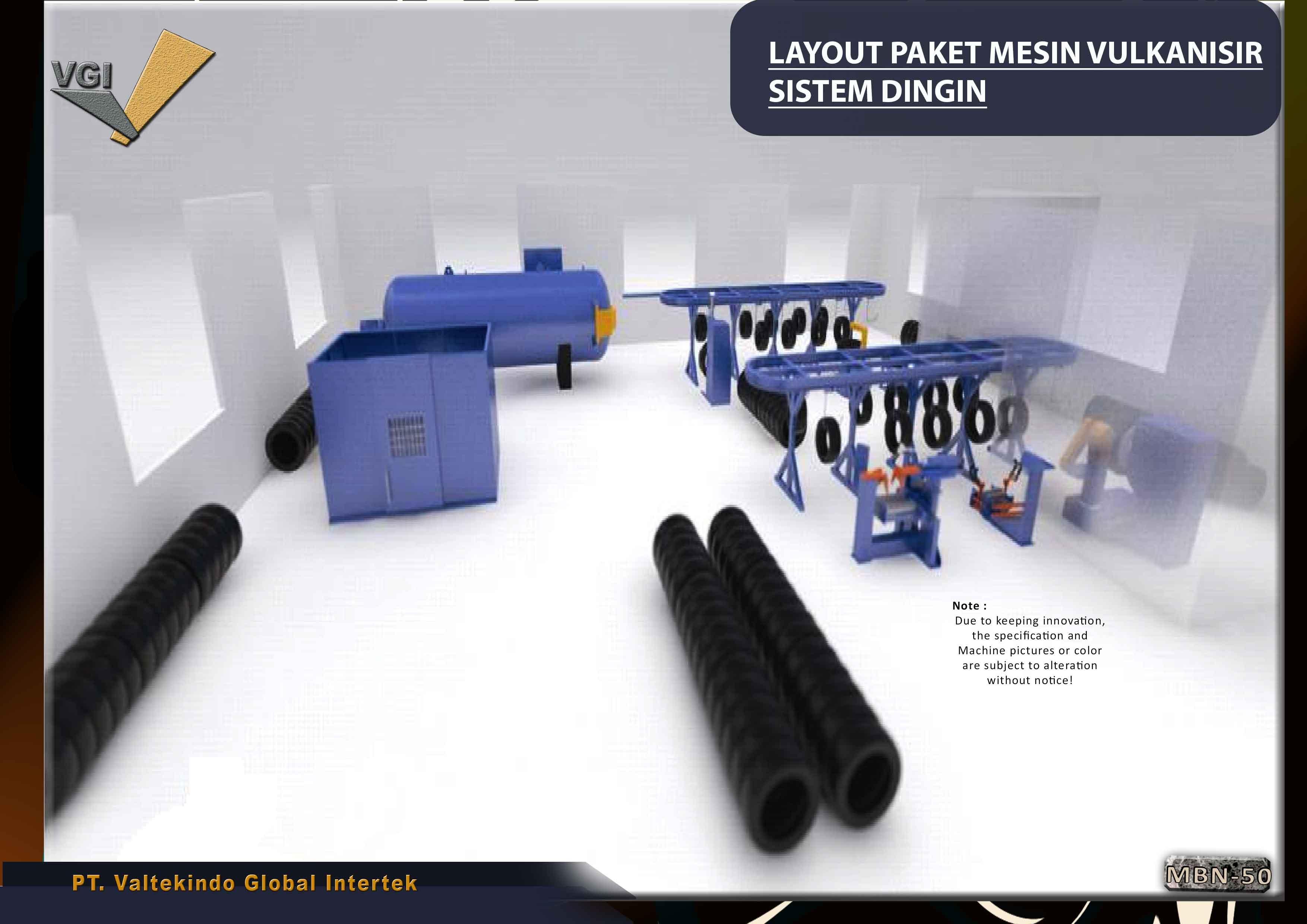 jual mesin LAYOUT PAKET MESIN VULKANISIR 2 LAYOUT PAKET MESIN VULKANISIR 2