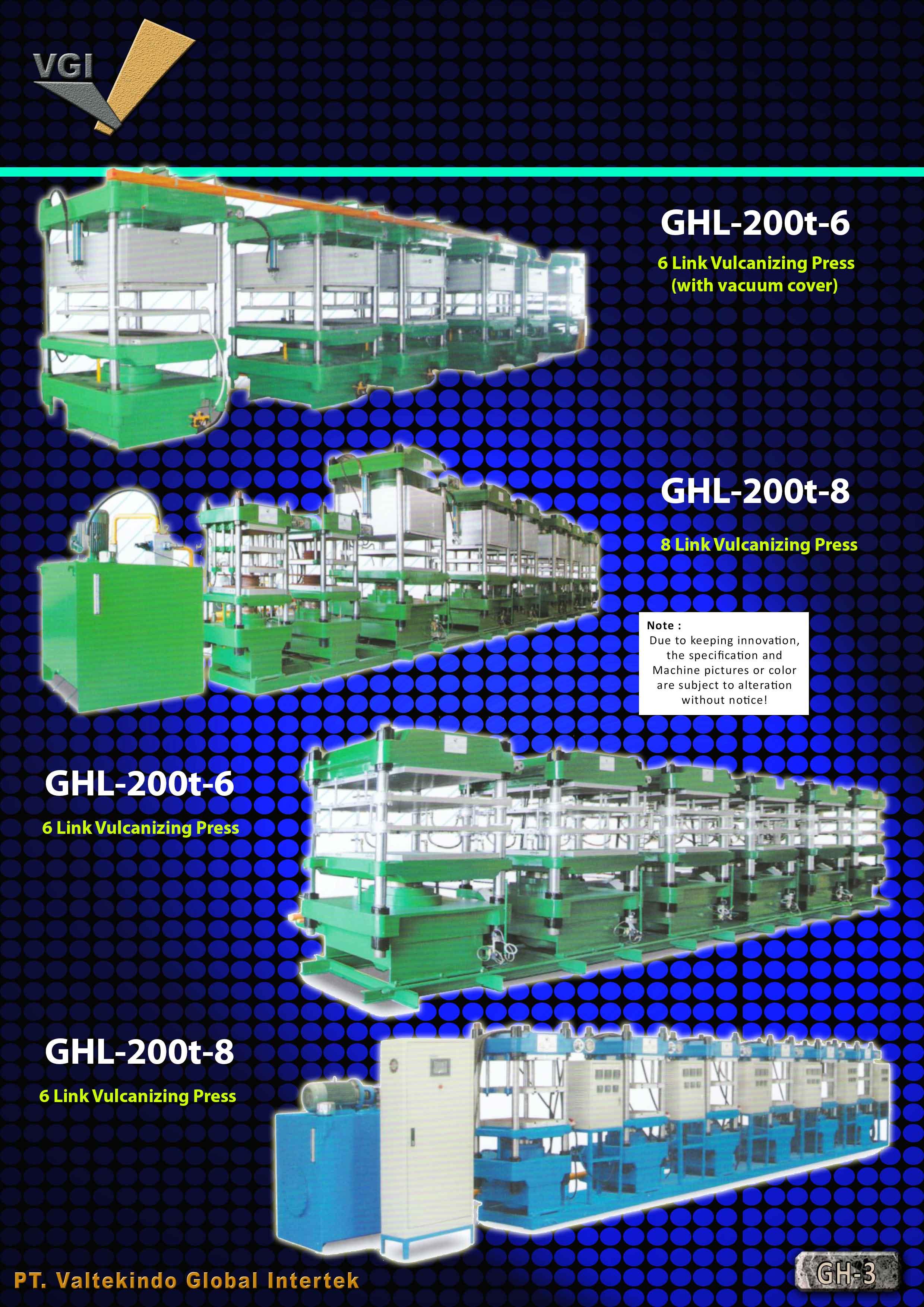jual mesin Machinery 3 Machinery 3