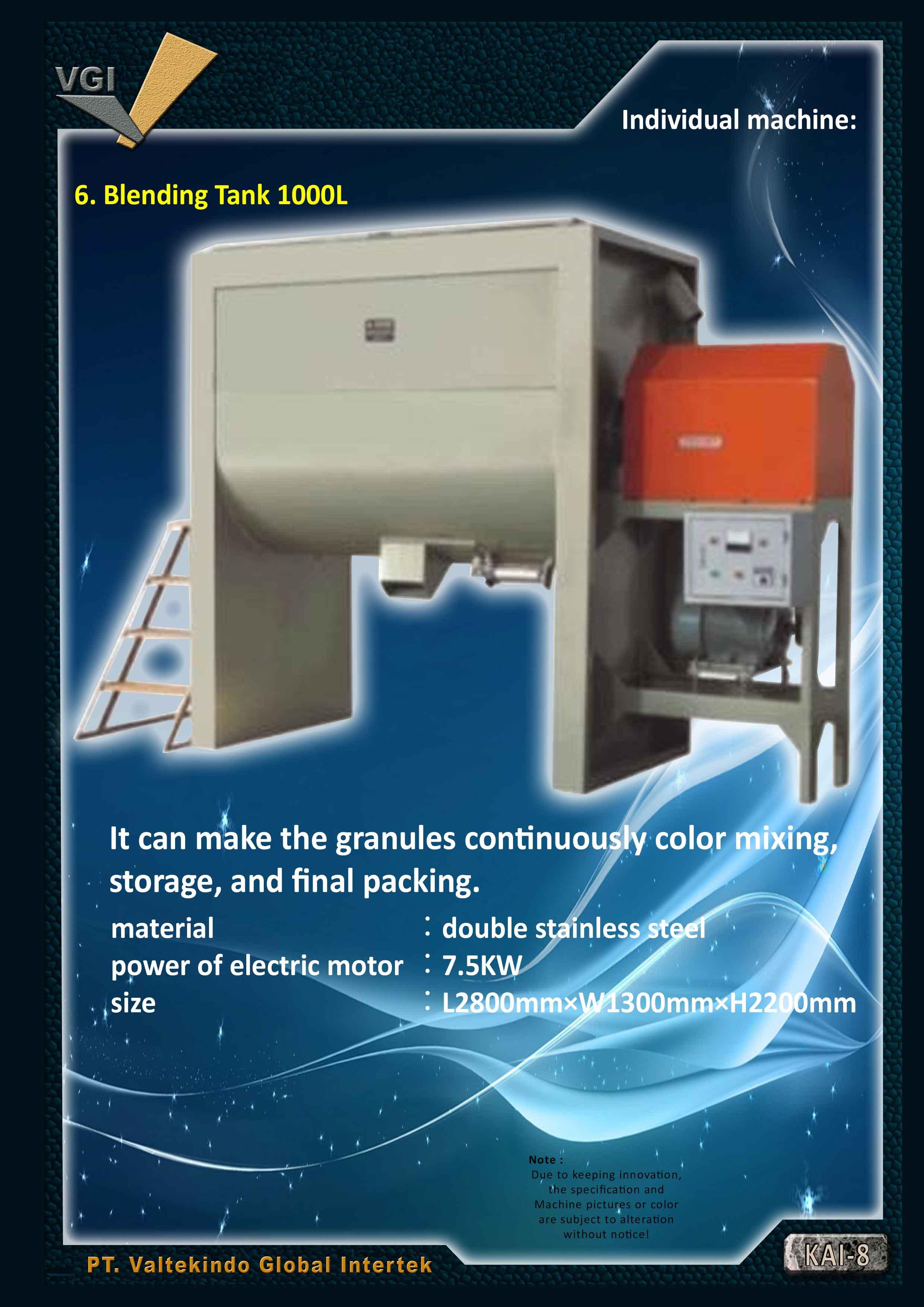 jual mesin Pembuat biji karet 100 s/d 150Kg per hour 7 Pembuat biji karet 100 s/d 150Kg per hour 7