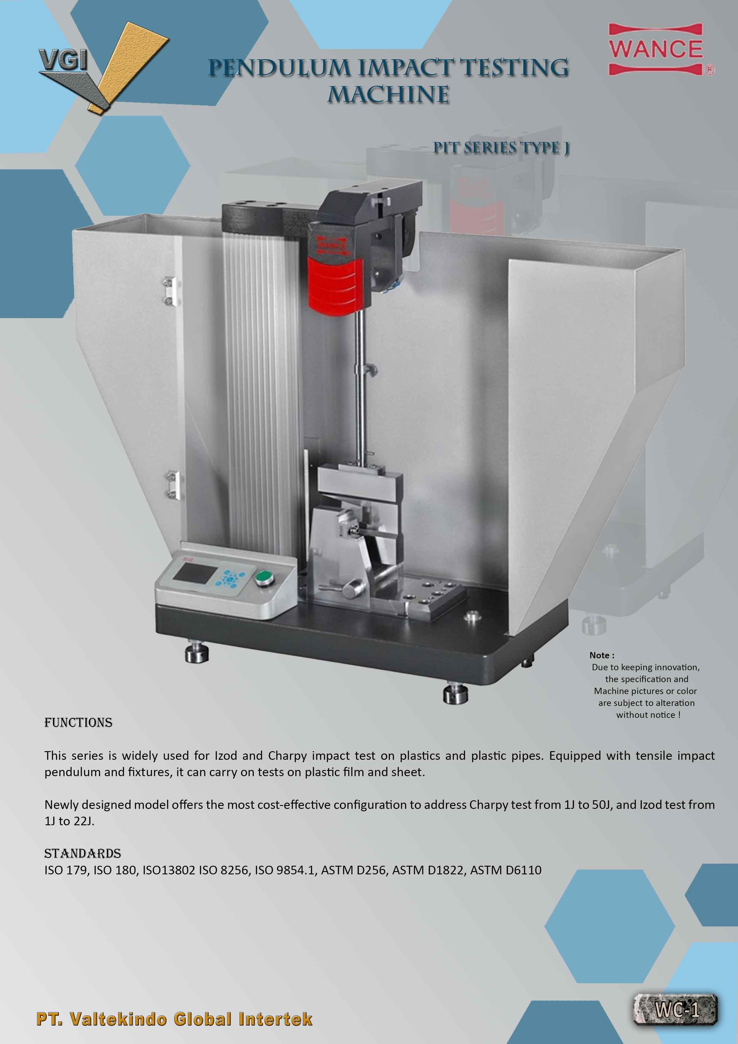 jual mesin, harga mesin, jual mesin bandung, distributor mesin, jual mesin karet, daur ulang karet, daur ulang plastik, mesin pertanian Pendulum Impact Testing Machine 1 Pendulum Impact Testing Machine 1