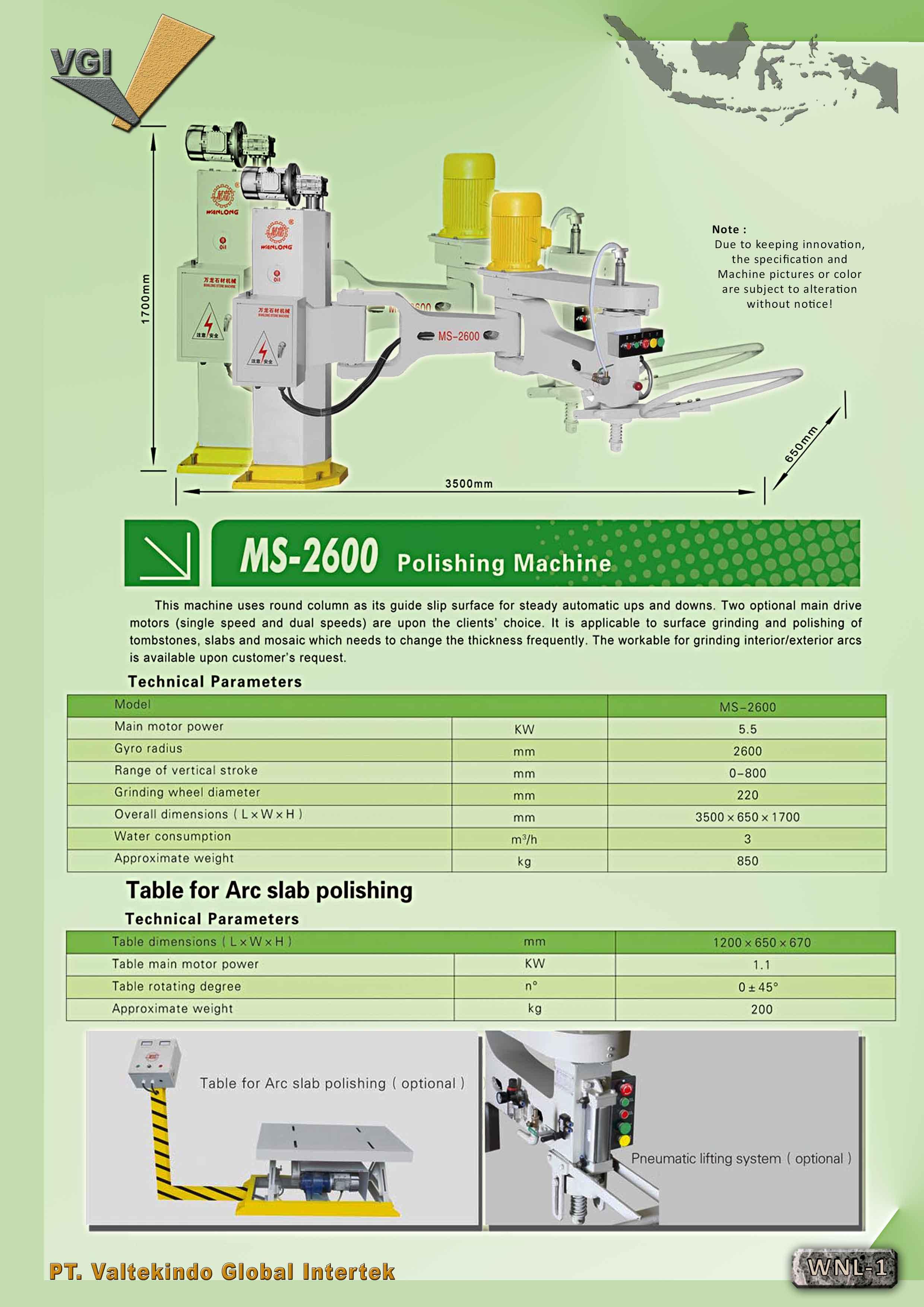 jual mesin, harga mesin, distributor mesin, jual mesin karet, daur ulang plastik Polishing Machine Polishing Machine