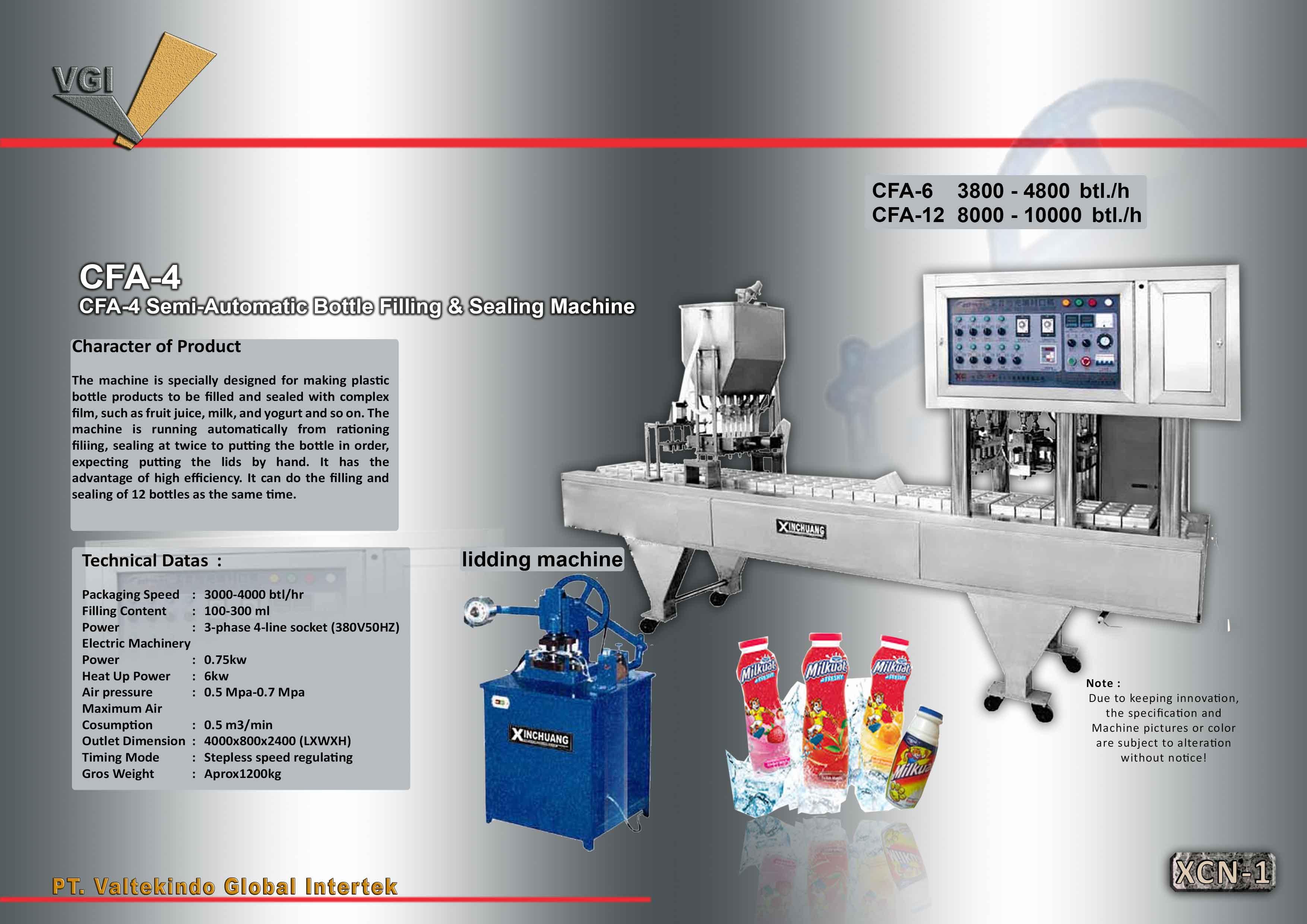 jual mesin semi Automatic Bottle Filling & Sealing Machine semi Automatic Bottle Filling & Sealing Machine